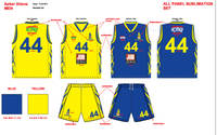 Asket Aliens Sublimation Basketball Set DE 3115 copy