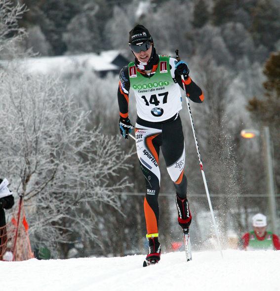 SIMON ANDERSSON, Falun-Borlänge SK vann Team Sportia Cup totalt den här säsongen. Foto/rights: MARCELA HAVLOVA/sweski.com