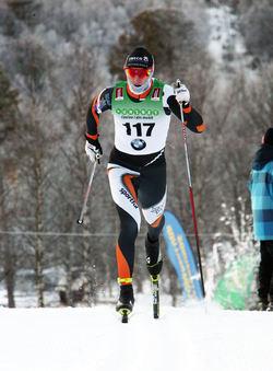 OSKAR SVENSSON är kanske Sveriges största medaljhopp på herrsidan vid vinterns JVM i Italien. Foto: MARCELA HAVLOVA