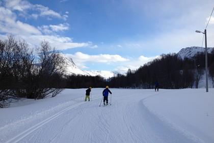 Saga skiløpere