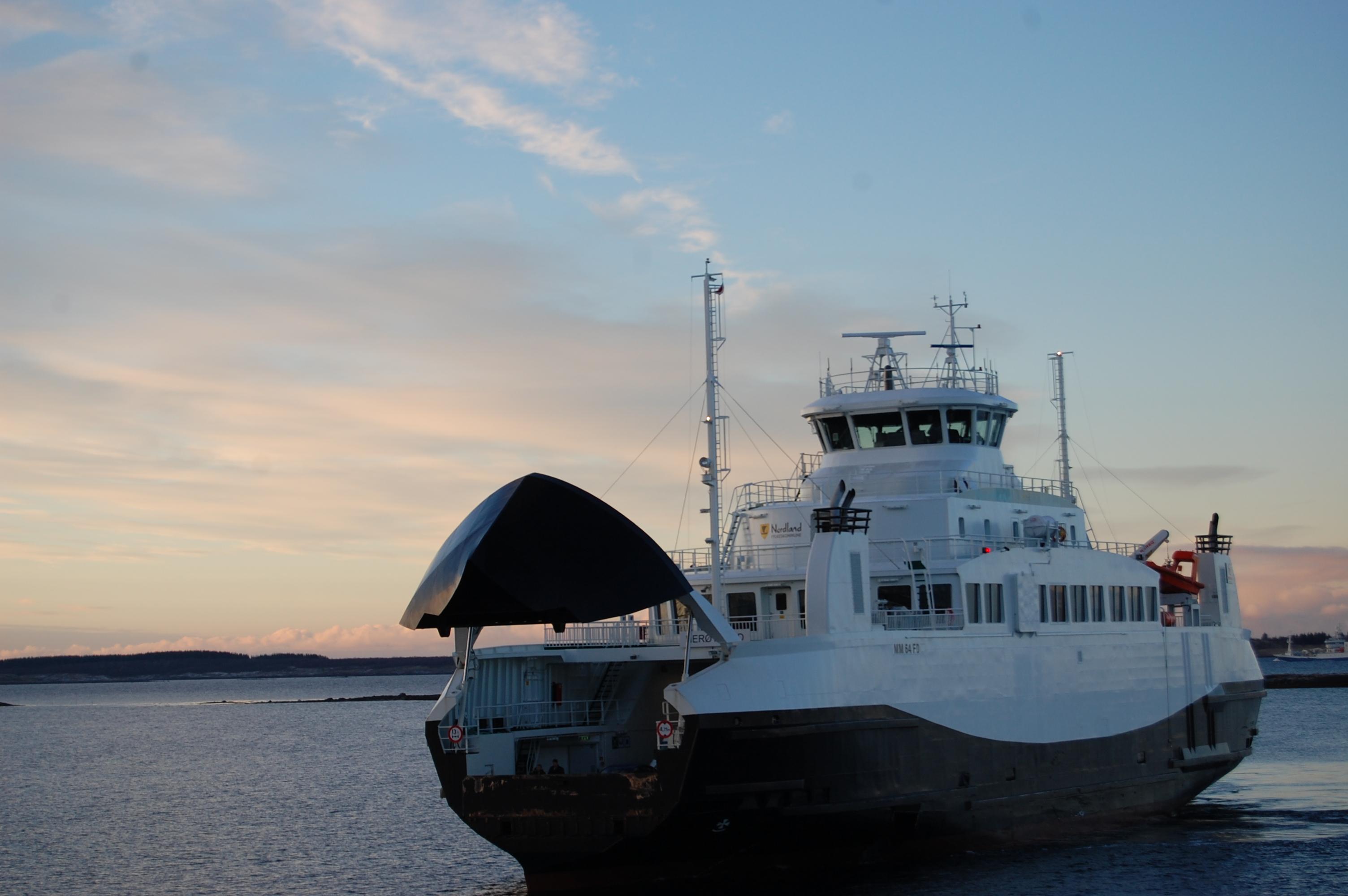 Herøysund ved Søvik
