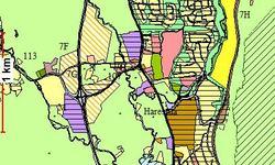 Kommuneplanutsnitt Harestua