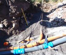 Tilknytning til offentlig vann og avløp