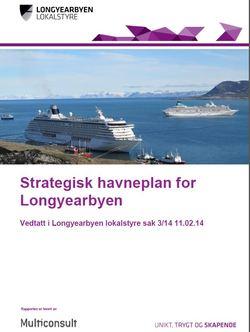 Strategisk havneplan - forside