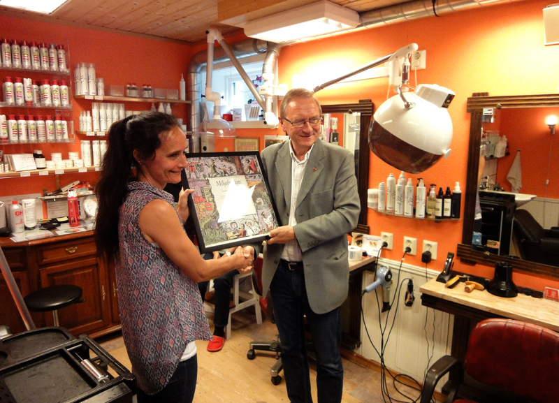 Miljøsertifisering frisørsalong