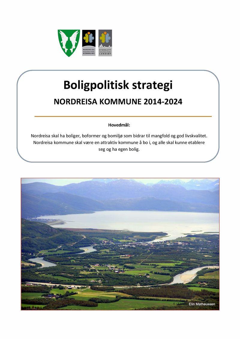 Boligpolitisk strategi 2014-2024 PDF