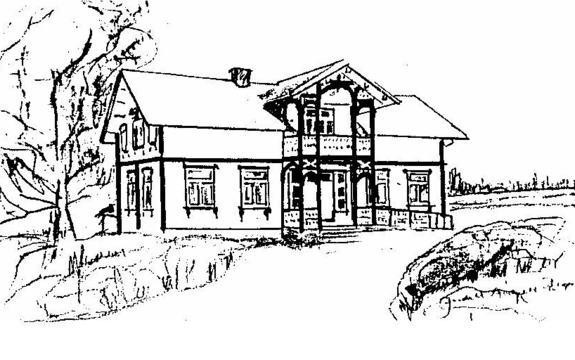 Logo Brønnerud skole
