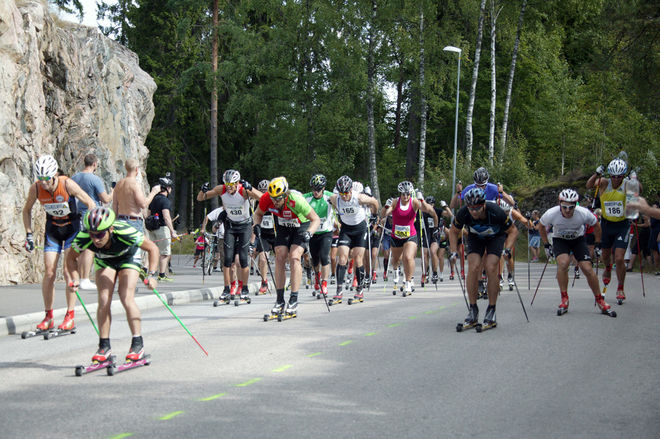 ALLIANSLOPPET i Trollhättan har blivit ett av dom största eventen i Västsverige. Arkivfoto/rights: KJELL-ERIK KRISTIANSEN/sweski.com