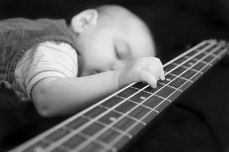 Musikk i livets begynnelse