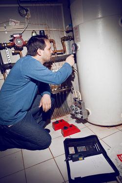 Kontroll av varmtvannsbereder