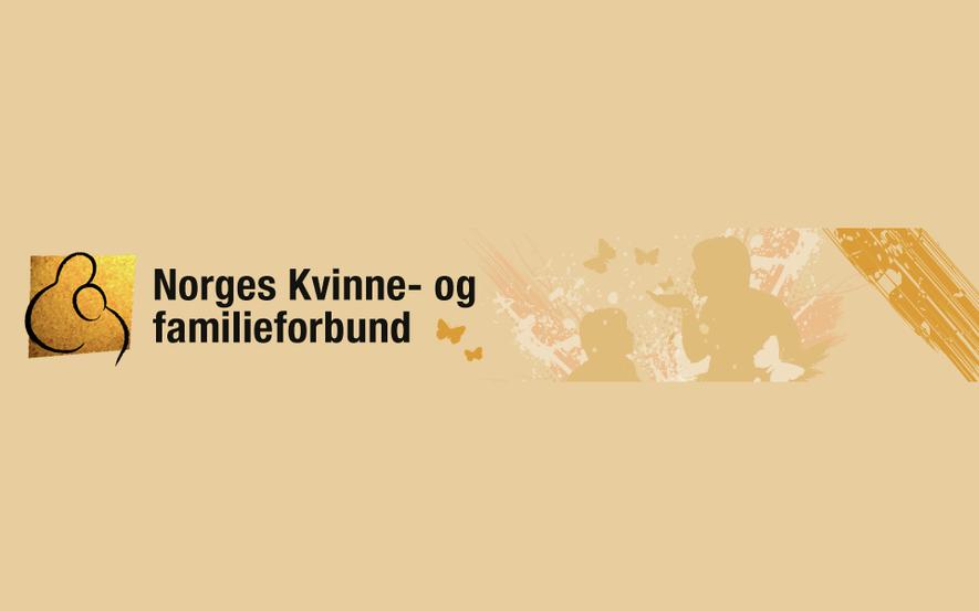 Logo Norges Kvinne- og Familieforbund