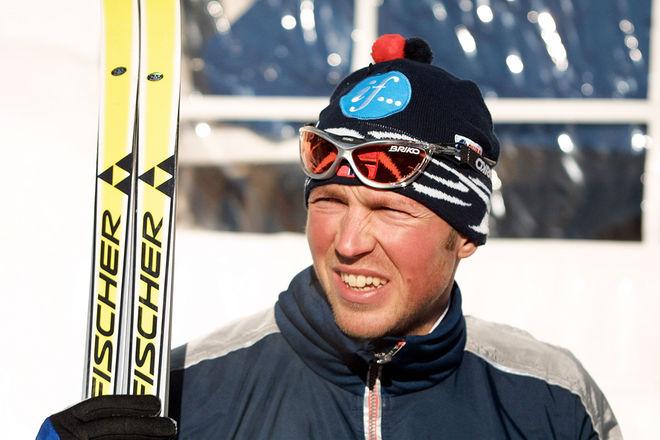 OS- och VM-SEGRAREN Frode Estil, 42, är orolig för att många unga skidåkare tränar för mycket - tänker enbart på timmar och glömmer vad dom tränar för! Foto: KJELL-ERIK KRISTIANSEN