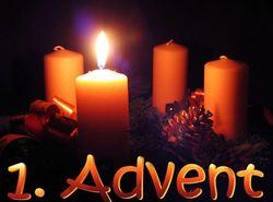 Adventsmarkering 2014