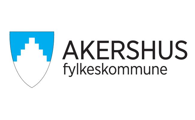Logo Akershus fylkeskommune stor canvas