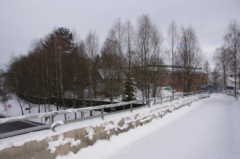 Gangbro over Fv 152 mot Ravien 2