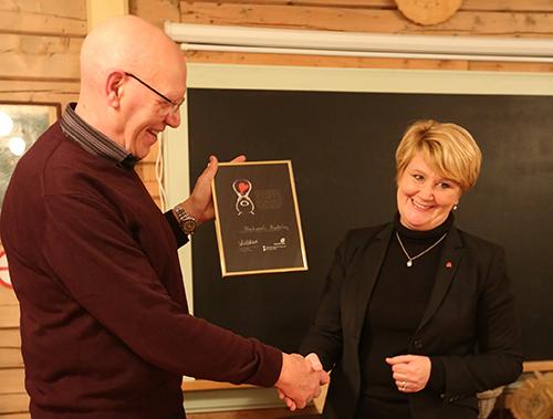 Frivilligprisen-2014,-Hild-Marit-Olsen-og-Olav-Mastervik
