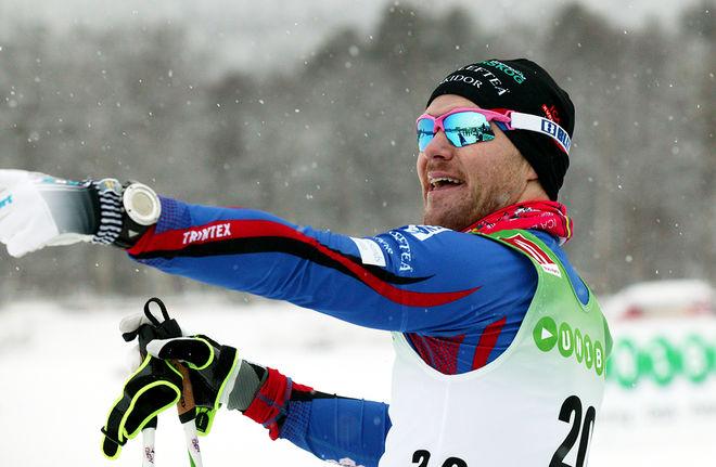 ROBIN BRYNTESSON är enligt arrangören det största namnet i säsongens China Tour de Ski som startar på nyårsdagen. Foto/rights: MARCELA HAVLOVA/sweski.com