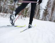 Gå på ski