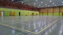 Sportshallen, BB