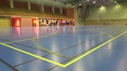 Sportshallen, IBH
