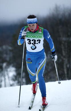 JUNIOREN Moa Molander Kristiansen, Domnarvet var bästa dam - även hon utan något större motstånd i Matsboloppet. Foto/rights: MARCELA HAVLOVA/sweski.com