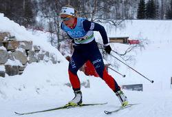 TIRIL ECKHOFF, OS-segrarinna i skidskytte, hade näst bästa sträcktiden på slutsträckan. Foto/rights: MARCELA HAVLOVA/sweski.com
