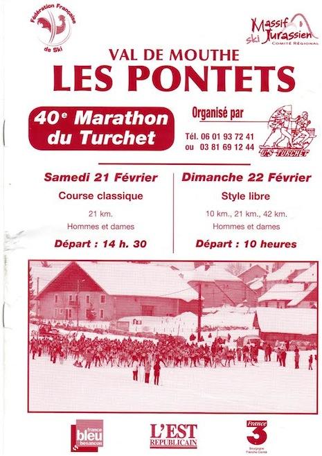 40eme marathon du turchet ski - Office du tourisme wengen ...