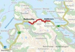 kvænangsfjellet kart Invitasjon til folkemøte   Nordreisa kommune kvænangsfjellet kart