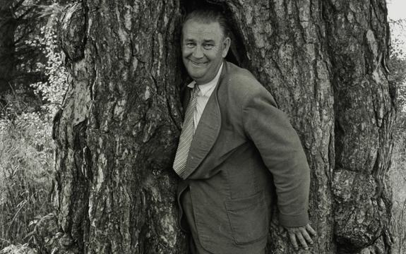 Alf Prøysen.