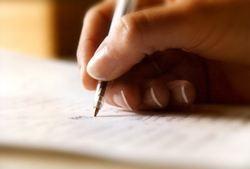 Penn og papir