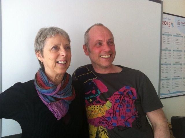 Gerd og Lars Sivert 1