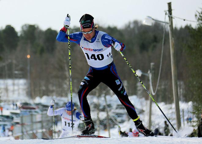 MAGNUS JONSSON, Sollefteå Skidor väljer enligt bloggaren Erik Wickström att lägga av inför den kommande säsongen. Foto/rights: KJELL-ERIK KRISTIANSEN/sweski.com