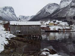 Notanaustet i Fresvik