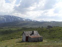Fjellstølen Lægdene i Fresvik