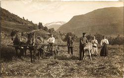 Postkort av fotograf Amed 1923/24