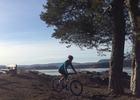 På sykkeltur