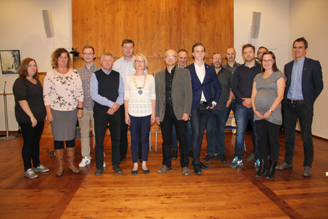 Kommunestyret i Dyrøy perioden 2015-2019
