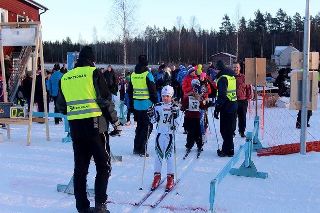 BOLLNÄSSKIDAN blir en tvådagarstävling i början av december. Foto: ARRANGÖREN