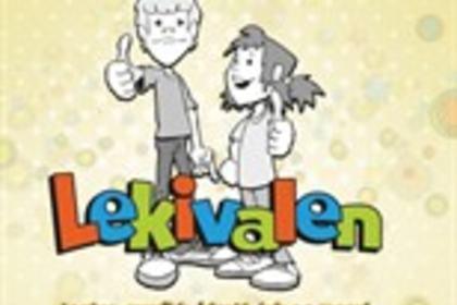 Lekivalen logo
