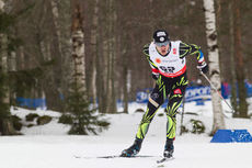 25.02.2015, Falun, Sweden (SWE): Maurice Manificat (FRA)- FIS nordic world ski championships, cross-country, 15km men, Falun (SWE). www.nordicfocus.com. © NordicFocus. Every downloaded picture is fee-liable.