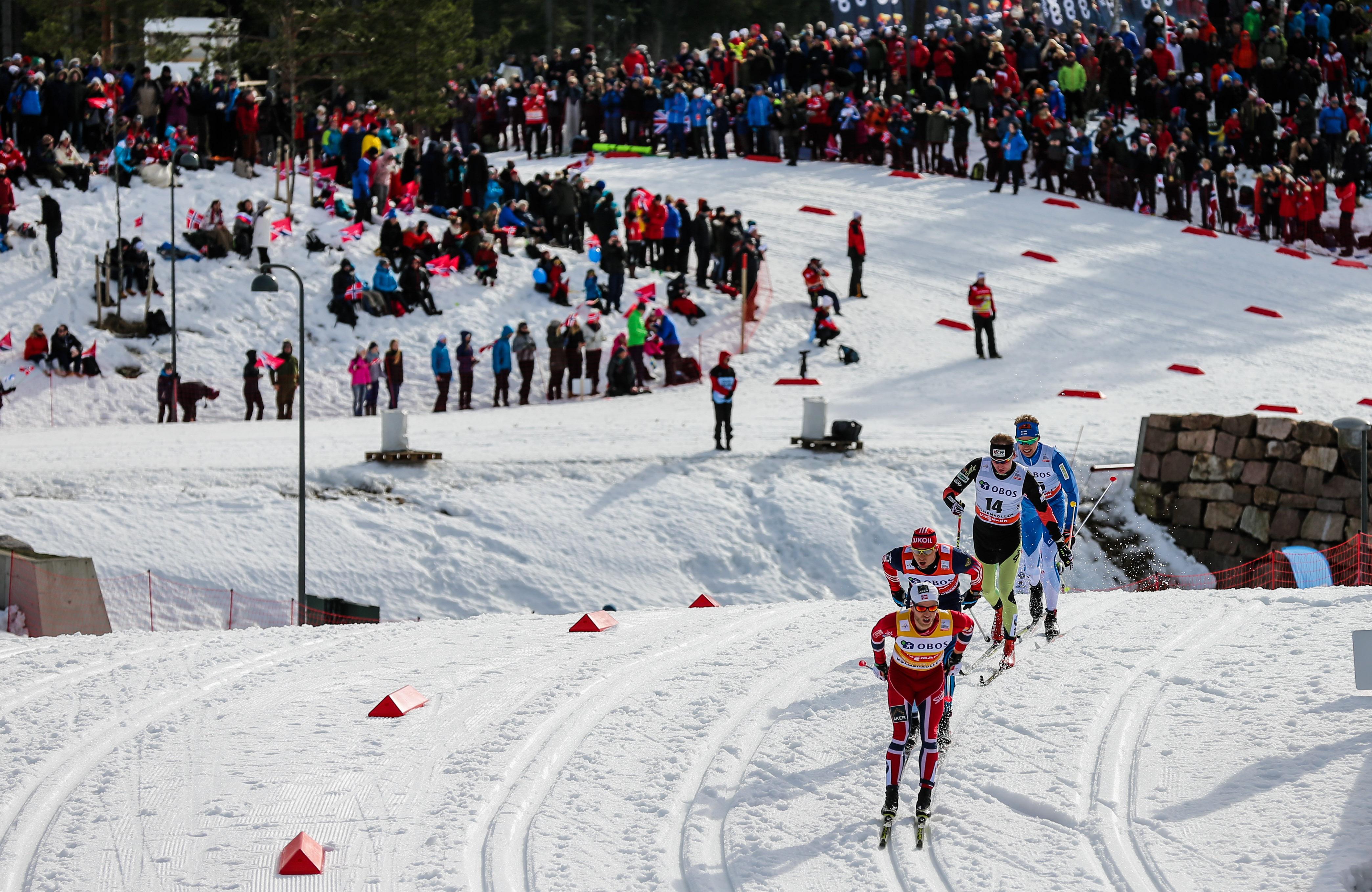 Retour aux traditions (ski )