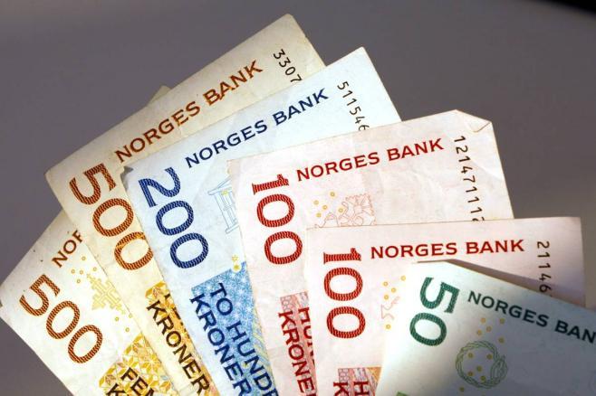 Penger, lommebok, kjøpekraft.  Foto:Gunnar Lier