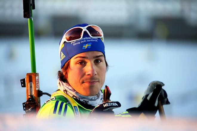TOBIAS ARWIDSON har förlorat sin fasta plats i världscuplaget och är inte säker på någon VM-biljett i vinter. Foto/rights: KJELL-ERIK KRISTIANSEN/sweski.com