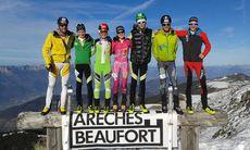 areches beaufort ski alpinisme