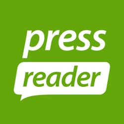 Logo Pressreader