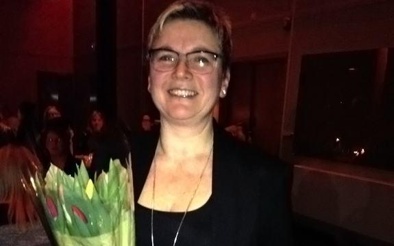 Fotografi av Anne Bentzrød, årets helsesøster i Akershus
