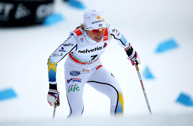 MARIA RYDQVIST har bestämt sig för att avsluta sin elitsatsning. Foto/rights: MARCELA HAVLOVA/sweski.com