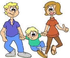 Foreldre med barn