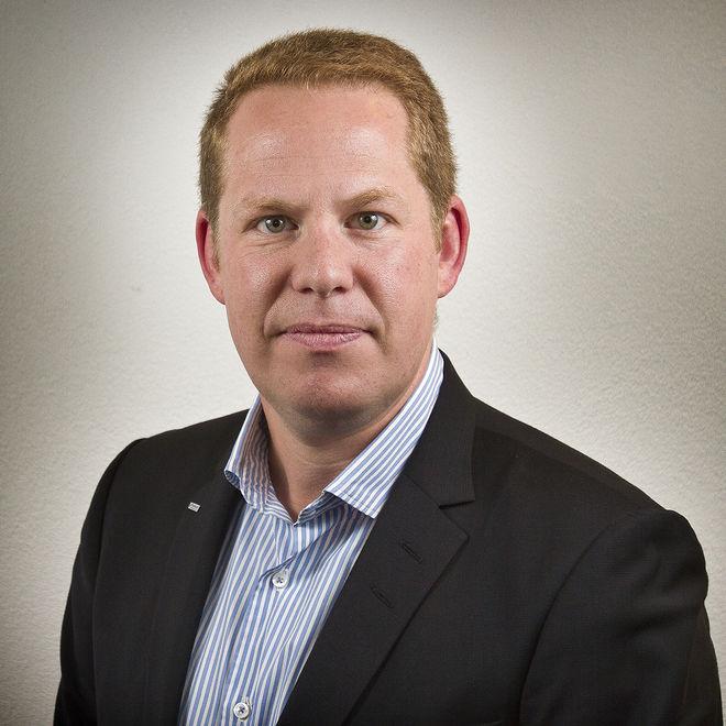 OLA STRÖMBERG är ny förbundsdirektör i Svenska Skidförbundet. Foto: SKIDFÖRBUNDET