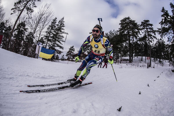 10.03.2016, Oslo, Norway (NOR):Martin Fourcade (FRA) - IBU world championships biathlon, individual men, Oslo (NOR). www.nordicfocus.com. © NordicFocus. Every downloaded picture is fee-liable. NordicFocus